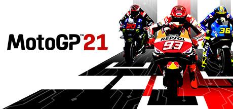 MotoGP™21 Cover Image
