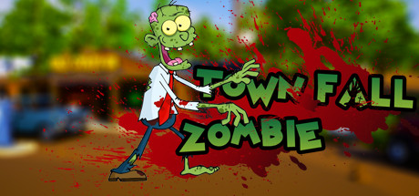 Town Fall Zombie Cover Image