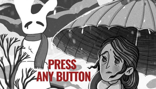 Press Any Button on Steam