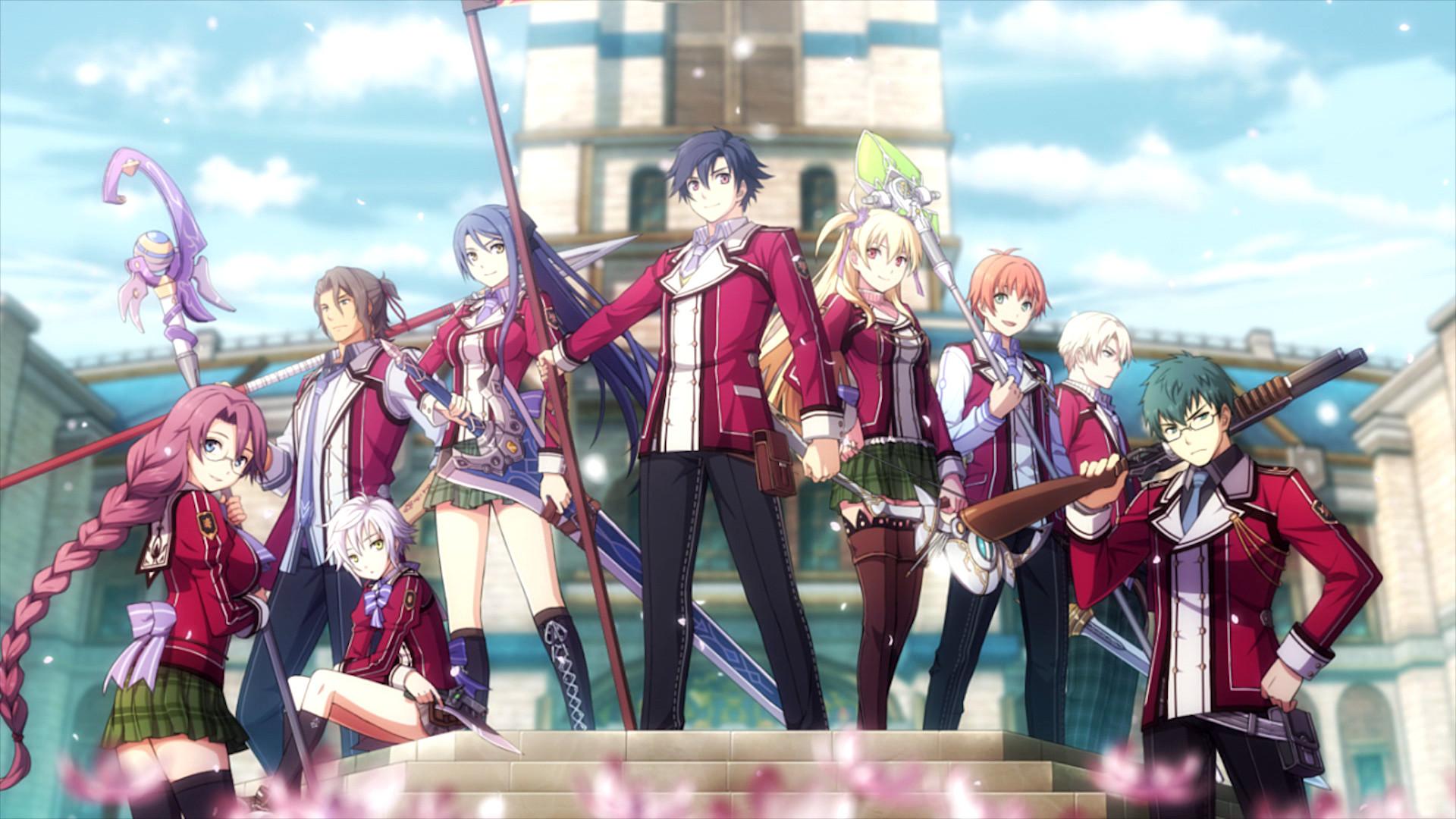 The Legend of Heroes Sen no Kiseki I KAI Free Download