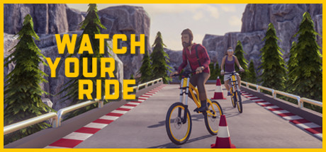 Watch Your Ride - Bicycle Game Cover Image