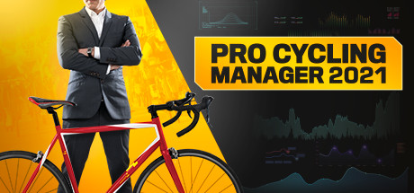 Pro Cycling Manager 2021 Cover Image