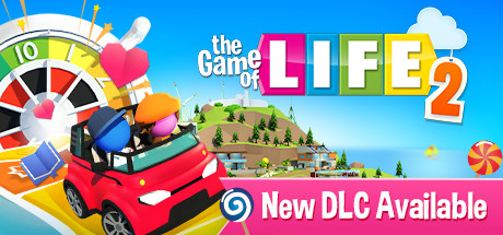 THE GAME OF LIFE 2 Capa