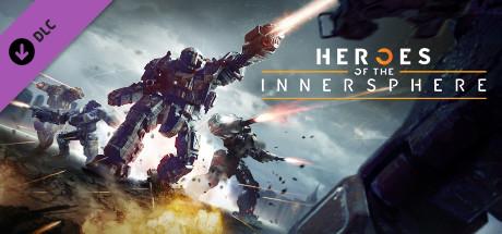 MechWarrior 5 Mercenaries  Heroes of the Inner Sphere Capa