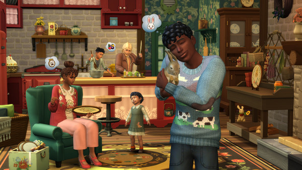 The Sims 4: Cottage Living DLC FREE