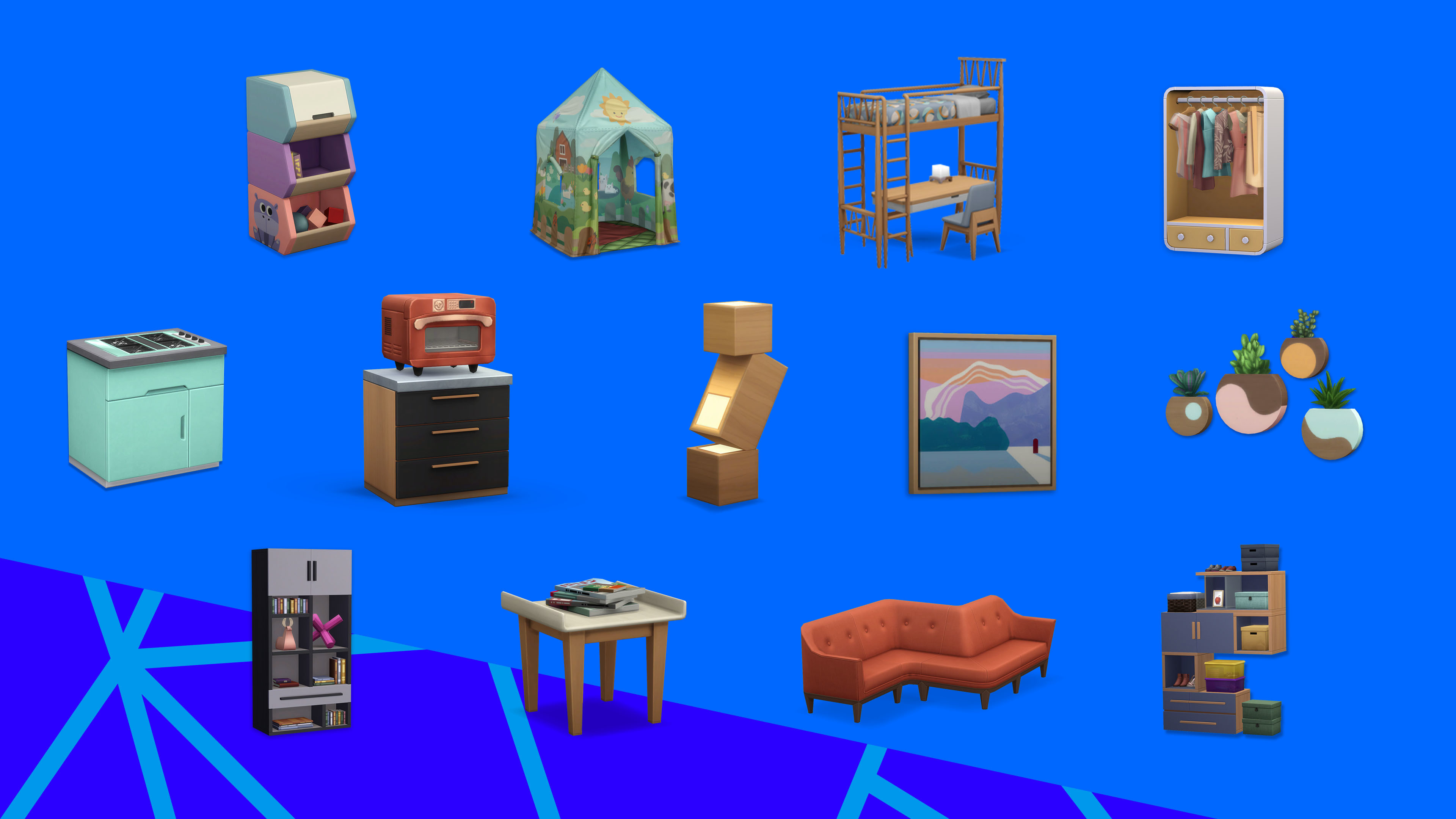 The Sims 4 Dream Home Decorator Free Download