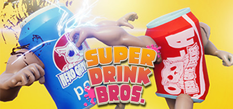 SUPER DRINK BROS. Cover Image