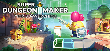 Super Dungeon Maker Cover Image