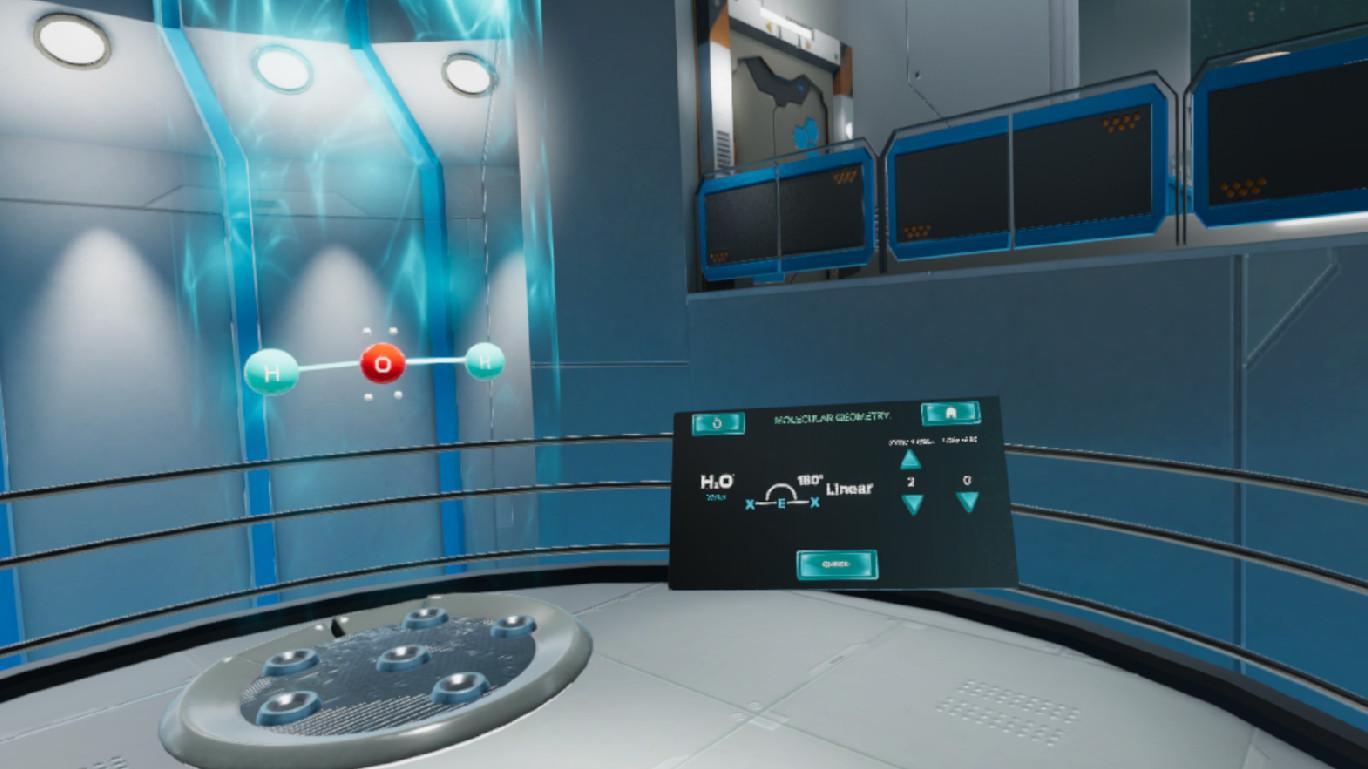 Oculus Quest 游戏《Molecule Builder VR》分子生成器插图