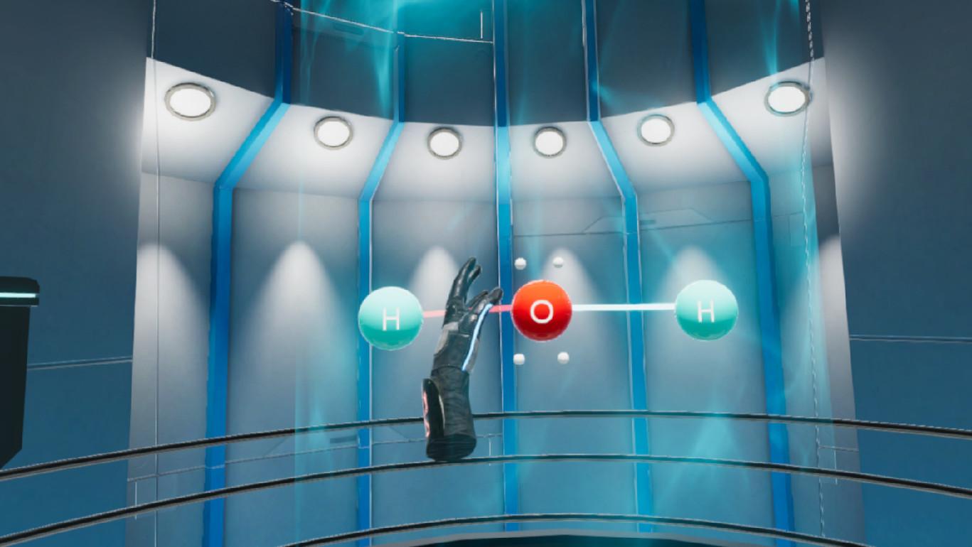 Oculus Quest 游戏《Molecule Builder VR》分子生成器插图(1)