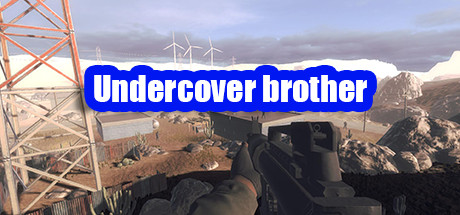 Undercover brother Capa