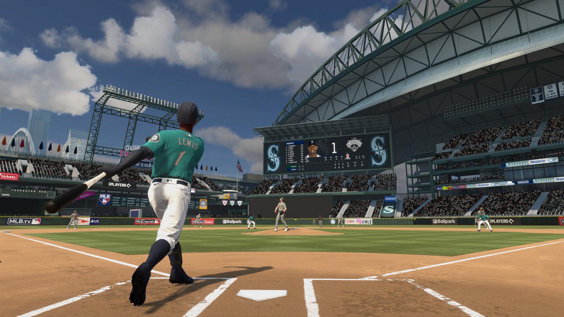 RBI Baseball 21 telecharger