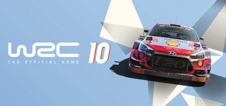 WRC 10 FIA World Rally Championship Cover Image