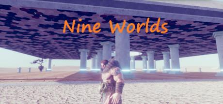 Nine worlds Capa