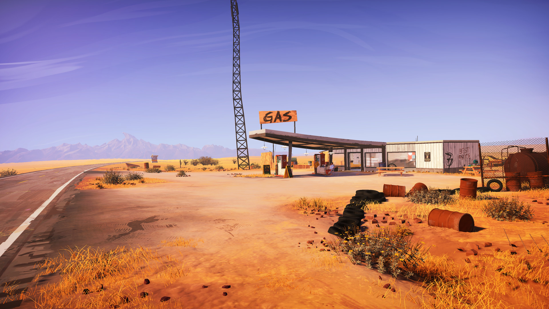 Road 96 On Steam