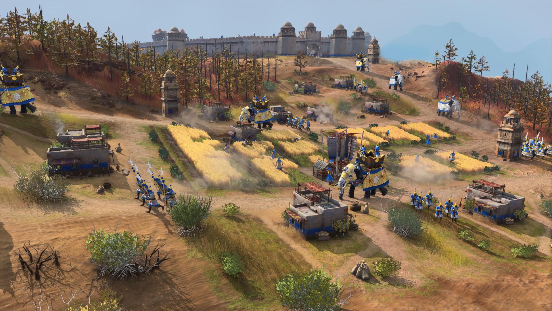 Nuevos tráilers con gameplay de Age of Empires IV muestran grandes batallas y la civilización China 2