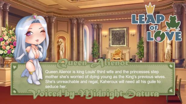 【汉化】Leap of Love(爱的飞跃)【社保】 - 第5张  | OGS游戏屋