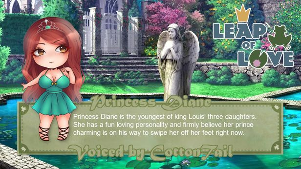 【汉化】Leap of Love(爱的飞跃)【社保】 - 第2张  | OGS游戏屋