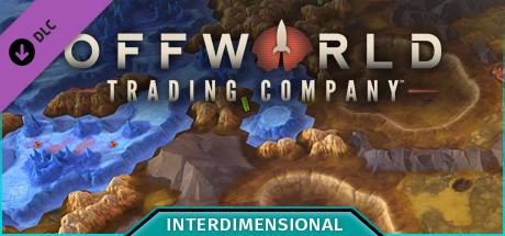Offworld Trading Company  Interdimensional DLC Capa