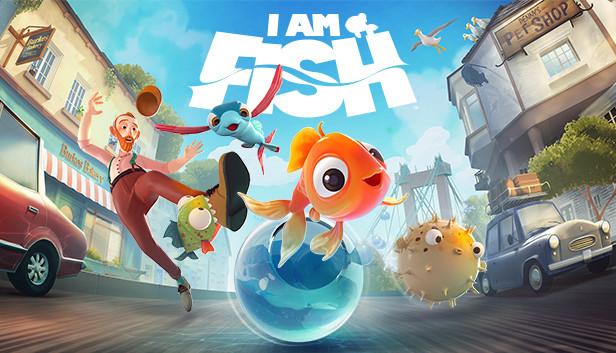 I Am Fish no Steam