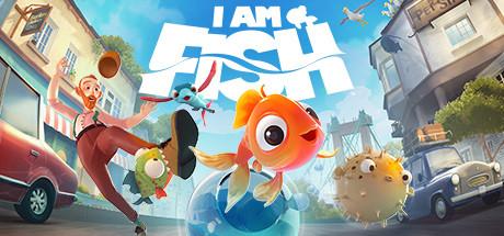 I Am Fish Cover Image