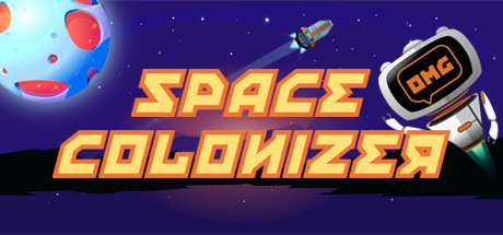 Space Colonizer Cover Image