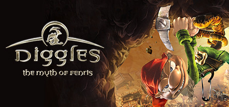 Diggles: The Myth of Fenris Cover Image