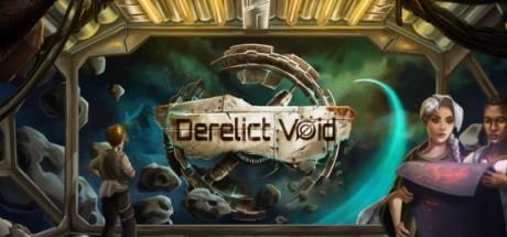 Derelict Void Capa
