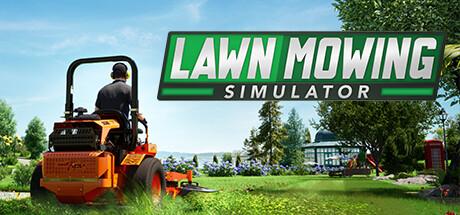 Lawn Mowing Simulator [PT-BR] Capa