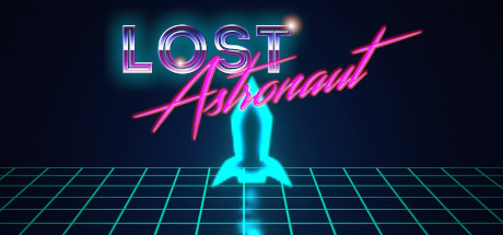 Lost Astronaut Cover Image