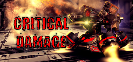 Critical Damage Cover Image