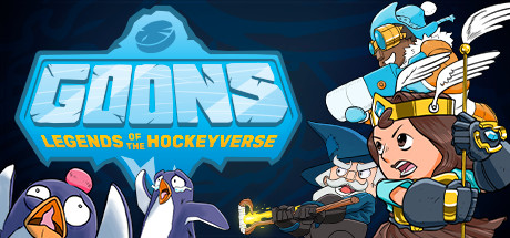 Goons: Legends of the Hockeyverse Cover Image