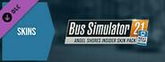 Bus Simulator 21 - Angel Shores Insider Skin Pack