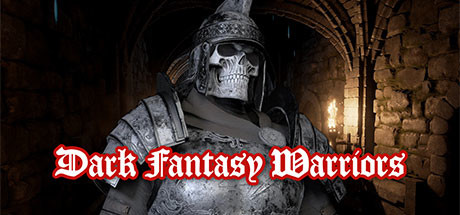 Dark Fantasy Warriors Capa