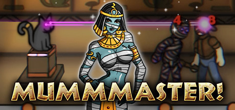 Teaser for MUMMMASTER!