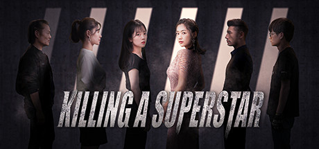 KILLING A SUPERSTAR Cover Image