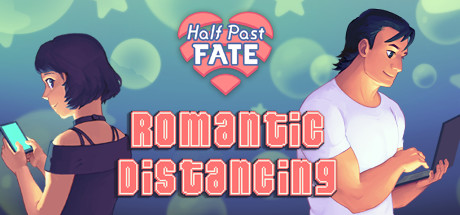 Half Past Fate Romantic Distancing Capa