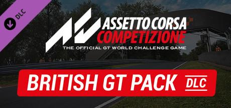 Assetto Corsa Competizione  British GT Pack Capa