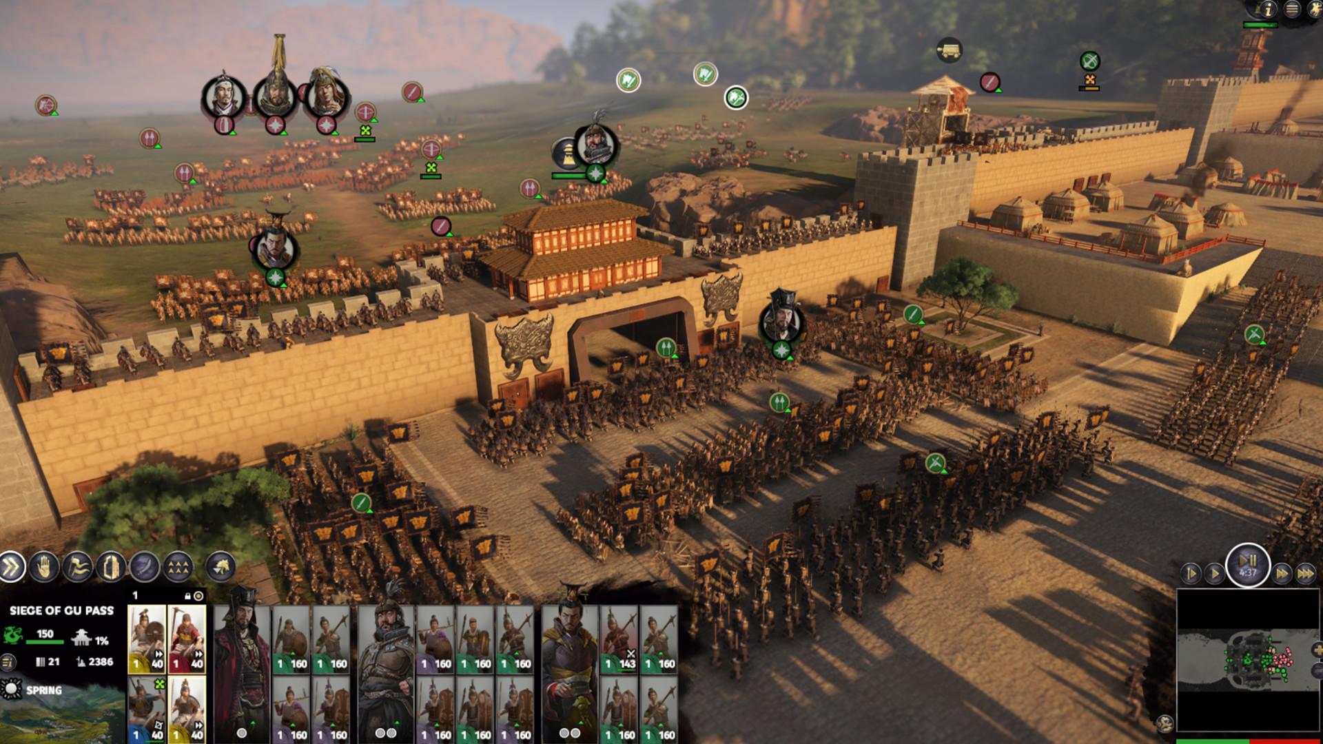 Total War: Three Kingdoms - Fates Divided free