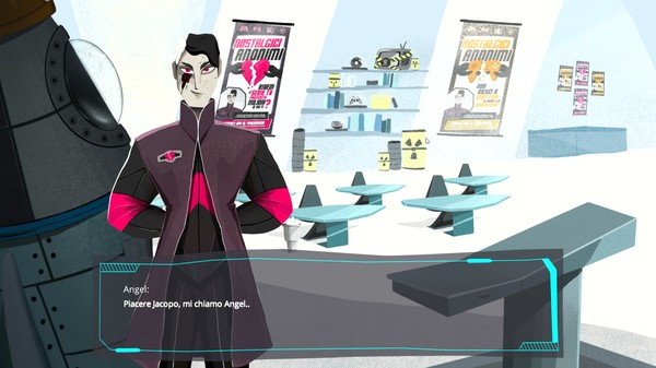 Nostalgici_Anonimi游戏最新中文版《怀旧的阿诺尼米》