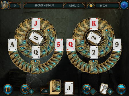 Detective_Solitaire:_Inspector_Magic_And_The_Forbidden_Magic游戏最新中文版《侦探纸牌:魔法督查》
