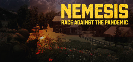 Nemesis: Race Against The Pandemic Cover Image