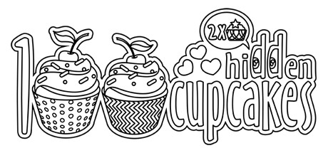 Teaser for 100 hidden cupcakes