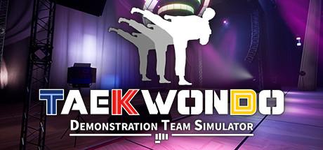 Taekwondo Demonstration Team Simulator Capa
