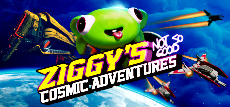 Ziggy's Cosmic Adventures Cover Image