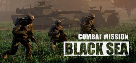 Combat Mission Black Sea Capa