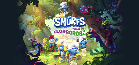The Smurfs  Mission Vileaf [PT-BR] Capa