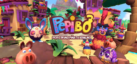 PePiBo: Peregrino Pinata Bowling Cover Image