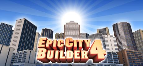 Epic City Builder 4 Capa