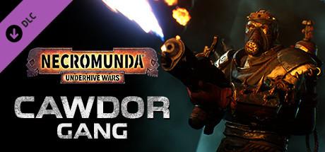 Necromunda Underhive Wars  Cawdor Gang Capa